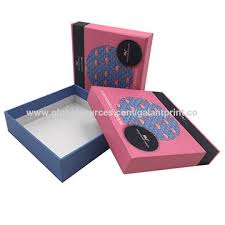 China Custom Cardboard Gift Packaging Box For Business Cards Vip