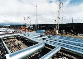 Нефтедобывающая промышленность курсовая найден Нефтедобывающая промышленность курсовая