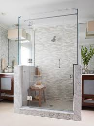 bathroom walk in shower ideas. 15 Stylish Seats For Walk-In Showers Bathroom Walk In Shower Ideas