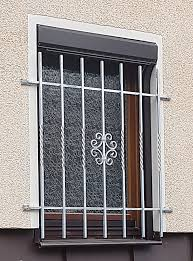 Fenstergitter Und Französische Balkone Ssh Schweiss Und