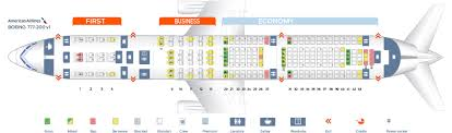 United Boeing 777 200 Seating Chart Austrian Airlines Boeing 777 200 Seating Chart