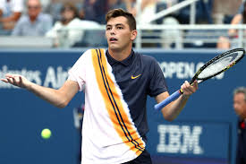 There are no recent items for this player. Taylor Fritz S Us Open Run Ends After Biggest Weapon Fails Him
