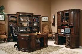 old office desk. Old Walnut Burl Executive Home Office Desk Set | Hekman Gallery  Stores Old Office Desk