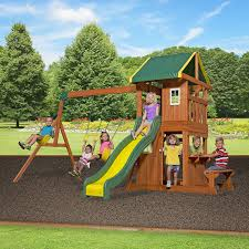 gentil amusing backyard discovery weston cedar swing set in backyard discovery oakmont all cedar wood playset