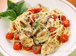 healthy chicken pasta recipes. Beautiful Chicken This Recipe Was Inspired By The Abundance Of Tomatoes And Basil In My  Garden These To Healthy Chicken Pasta Recipes