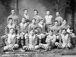 a brief photo essay on the history of kentucky education uk  kentucky university football team 1892 photographic archives transylvania university