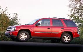 2001 Chevrolet TrailBlazer Image. https://www.conceptcarz.com ...