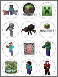 Printable Minecraft Cake Block Cooltestinfo
