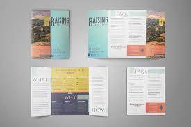 Campaign Brochure Church Capital Campaign Brochure Case Statement Design
