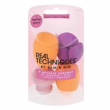 <b>Miracle</b> Makeup Sponge Multi-Pack | <b>Real Techniques</b>
