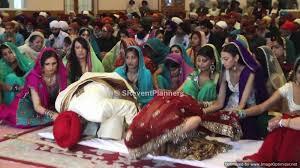 wedding customs and rituals series – sikh weddings