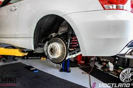 Coupe Series bmw 135i exhaust : BMW 135i Vogtland Springs Installed @ ModAuto