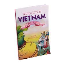 Truyện cổ tích Việt Nam đặc sắc - Kidsplaza.vn
