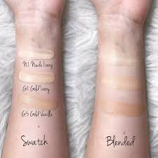 L Oreal True Match Shade Chart Loreal True Match Cushion Review Winter Chee