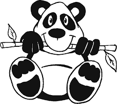 Small Picture Awesome Panda Coloring Pages Top Coloring Idea 3816 Unknown