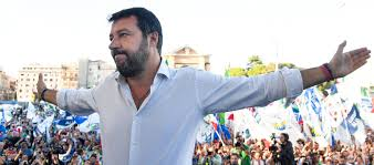 Former italian interior minister accused of abusing power by preventing refugee ship from anchoring in 2019. Return Of The Populist Matteo Salvini Launches His Political Comeback