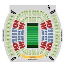 Tiaa Stadium Seating Chart Taxslayer Gator Bowl Jacksonville Tickets Taxslayer Gator