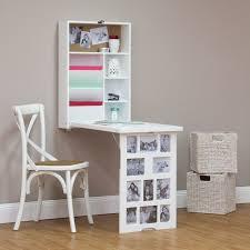 wall unit with drop down desk frame fold down multi storage desk white