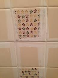 paint over bathroom tile. How To Paint Tile By The Learner Observer On Remodelaholic.com Over Bathroom