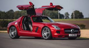 Alert filters:cars & bakkies in south africa (make: Low Mileage Mercedes Benz Sls Amg Looks Like It S Ready To Fly Carscoops