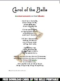 Learn Your Christmas Carols: Carol of the Bells - Lyrics, Video, MP3