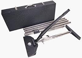carpet stretcher. crain cutter 500 carpet power stretcher with case 4