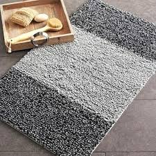 ultra modern bath rugs mats and gray white striped rug gallery images of