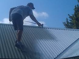 metal roof repairs cost roof restoration sydney