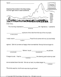 Context Clues Worksheets 2Nd Grade Free Worksheets Library ...