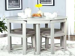 weathered grey dining table gray round dining table 5 piece pact round dining set home
