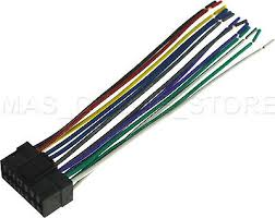 wire harness for sony cdxgt550ui cdx gt550ui wire harness for sony cdxgt550ui cdx gt550ui