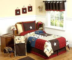 boy duvet covers full childrens duvet covers full kids cowboy bedding for boys twin full queen comforter sets western theme red brown