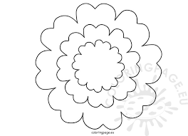 flower printable pictures. Simple Flower Printable Flower Petals With Flower Printable Pictures E