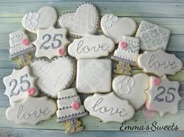 25 Best 25th Wedding Anniversary Cakes Ideas On Pinterest 25 Inside