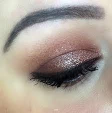 makeup geek in the eyeshadow palette eotd