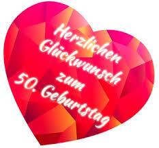 Glückwünsche Für Frauen Zum 50 Geburtstag