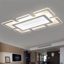 rectangular ceiling light. Modern Rectangular Ceiling Light
