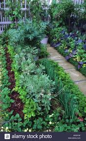 Small Kitchen Garden Chelsea Fs 1994 Kitchen Vegetable Garden Small Potager Path Rows