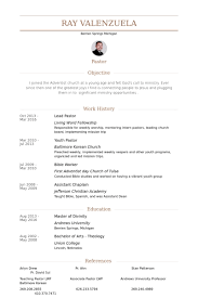 Pastor Resume Templates Best of Pastoral Resume Template Everything Of Letter Sample