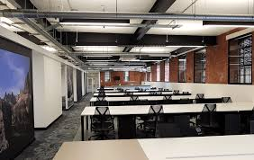 funky office interiors. Plain Funky Office Spaces Donu0027t Have To Be Dull Cool Office Interiors Or Funky  Breakout Areas Will Make Your Staff Feel At Home In Funky Interiors G