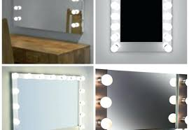 office desk mirror. Office Desk Mirror Impressive With Lights Decoration Rear .