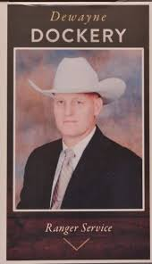 Texas Ranger Dewayne Dockery's Para Ordinance .45