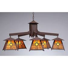 smoky mtn 5 light chandelier southview