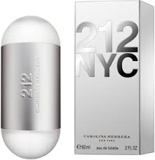 <b>Carolina Herrera 212</b> Men EdT 50ml in duty-free at airport Irkutsk