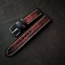 custom leather watchstraps