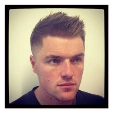 Short Hairstyles For Male Athletes Or Short Haircut For Men 2017