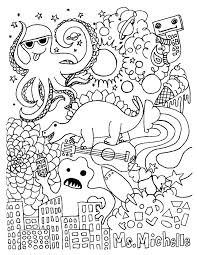 Free Music Coloring Pages Printable Trustbanksurinamecom