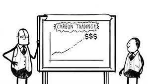 Image result for carbon trading ponzi