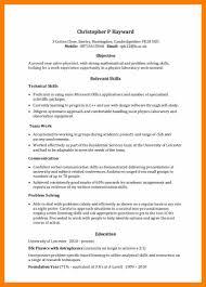 7 Skill Based Resume Samples Janitor Resume