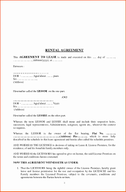 House Lease Agreement 24 Inspirational House Rent Agreement Letter Sample Images 17